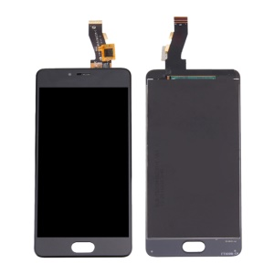 For Meizu m3s OEM Replacement Part LCD Screen and Digitizer Assembly - Black