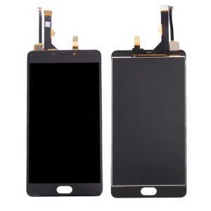OEM LCD Screen and Digitizer Assembly Parts for Meizu m3 Max - Black