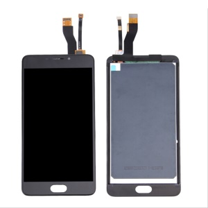 OEM LCD Screen and Digitizer Assembly for Meizu m5 Note - Black