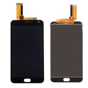 For Meizu m2 note LCD Screen and Digitizer Assembly Replacement Part (OEM) - Black