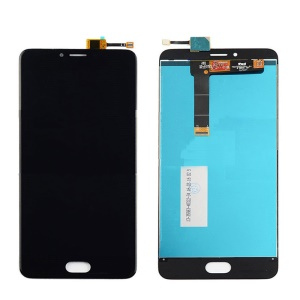 For Meizu U20 LCD Screen and Digitizer Assembly OEM Replacement Part - Black