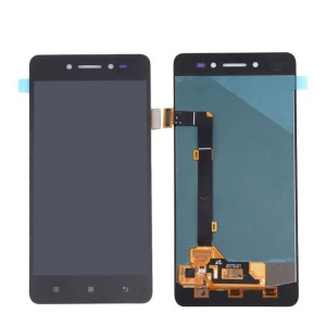 For Lenovo Sisley S90 OEM LCD Screen and Digitizer Assembly Replacement Part - Black