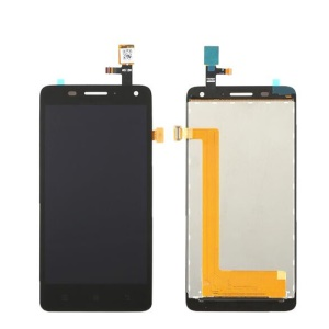 OEM for Lenovo S660 LCD Screen and Digitizer Assembly Replacement Part - Black
