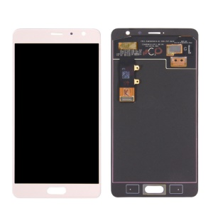 OEM Replacement LCD Screen and Digitizer Assembly Part for Xiaomi Redmi Pro - Gold Color