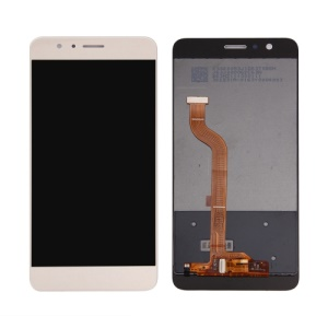 For Huawei Honor 8 OEM LCD Screen and Digitizer Assembly Replace Part - Gold Color