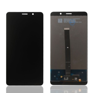 For Huawei Mate 9 LCD Screen and Digitizer Assembly Replacement Part - Black