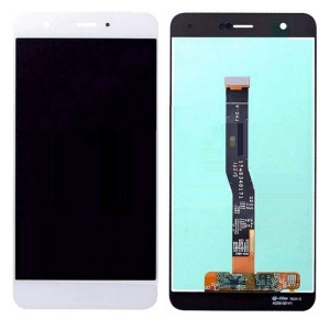 LCD Screen and Digitizer Assembly Replace Part for Huawei nova - White
