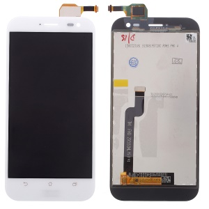 OEM Replacement LCD Screen and Digitizer Assembly for Asus Zenfone Zoom ZX551ML - White