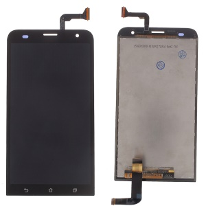 LCD Screen and Digitizer Assembly for Asus Zenfone 2 Laser ZE551KL - Black