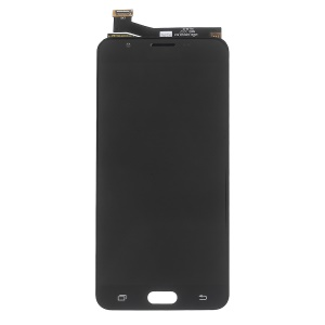 OEM LCD Screen and Digitizer Assembly Replacement for Samsung Galaxy J7 Prime / On7 (2016) - Black