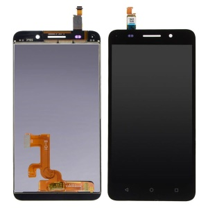 LCD Screen and Digitizer Assembly Replacement for Huawei Honor Play 4X - Black