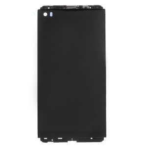 OEM for LG V20 Screen and Digitizer Assembly + Frame Replacement Part - Black