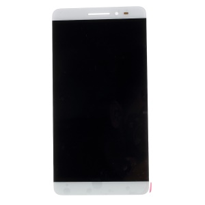 OEM LCD Screen and Digitizer Assembly Replacement for Lenovo PHAB Plus PB1-770N 6.8-inch - White