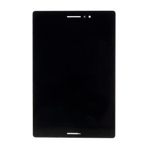 OEM LCD Screen and Digitizer Assembly with 2.8CM Wide Flex Cable for ASUS ZenPad S 8.0 Z580C - Black