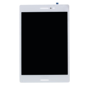 OEM Replacement LCD Screen and Digitizer Assembly with 2.8CM Wide Flex Cable for ASUS ZenPad S 8.0 Z580C - White