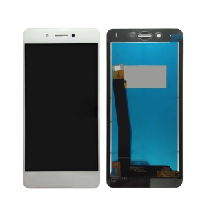LCD Screen and Digitizer Assembly Replacement for Huawei Enjoy 6s / Honor 6C - White