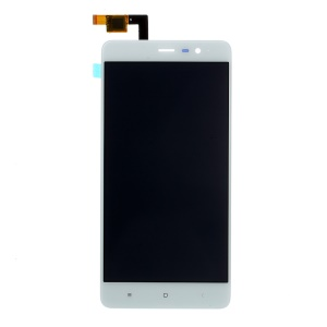 OEM LCD Screen and Digitizer Assembly Repair Part for Xiaomi Redmi Note 3 Pro Special Edition - White