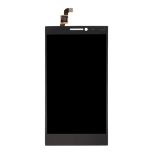 OEM LCD Screen and Digitizer Assembly for Lenovo Vibe Z2 - Black