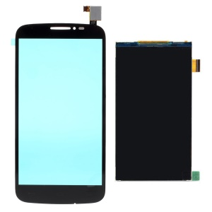 OEM LCD Screen Display + Digitizer Touch Screen for Alcatel One Touch POP C7 7040 - Black