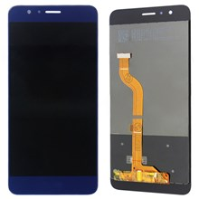 LCD Screen and Digitizer Assembly Replacement for Huawei Honor 8 - Dark Blue