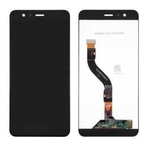 Para o conjunto de tela LCD e digitalizador Huawei P10 Lite Replace Part - Black