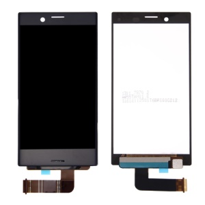 LCD Screen and Digitizer Assembly Part Replacement (OEM) for Sony Xperia X Compact - Black