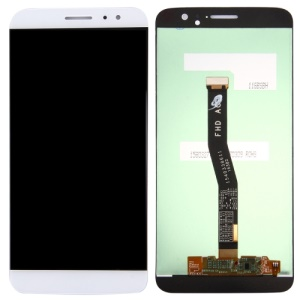For Huawei nova plus OEM Screen and Digitizer Assembly Spare Part - White