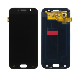 OEM LCD Screen and Digitizer Assembly Replacement for Samsung Galaxy A5 (2017) SM-A520 - Black