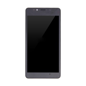 OEM Screen and Digitizer Assembly + Frame Replace Part for Microsoft Lumia 950 - Black