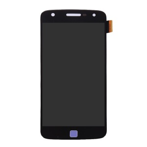 OEM LCD Screen and Digitizer Assembly Part for Motorola Moto Z Play - Black