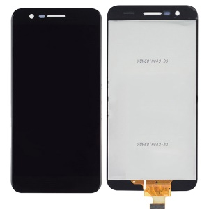 For LG K10 (2017) OEM LCD Screen and Digitizer Assembly Part Replacement - Black