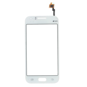 OEM Digitizer Touch Screen Spare Part for Samsung Galaxy J1 SM-J100 - White