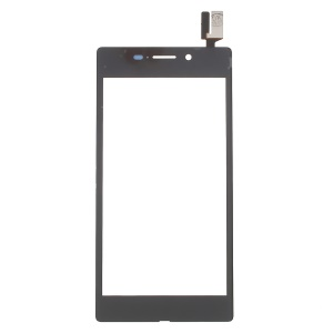 For Sony Xperia M2 Aqua Digitizer Touch Screen Replacement Part - Black