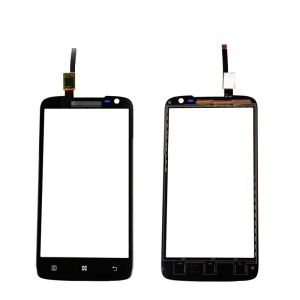 OEM Digitizer Touch Screen Front Glass Replacement for Lenovo S820