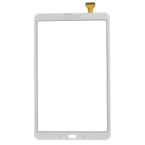 Digitizer Touch Screen Glass Part without Sticker for Samsung Galaxy Tab A 10.1 (2016) T580 T585 - White