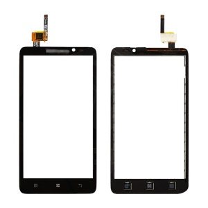 OEM Touch Digitizer Screen Front Glass Spare Part for Lenovo LePhone S890