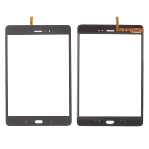 Touch Digitizer Screen Glass Replace Part For Samsung Galaxy Tab A 8.0 T355 (sem Adesivo Adesivo) - Cinza De Titânio