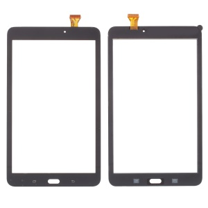 Touch Digitizer Screen Glass Part with Adhesive Sticker for Samsung Galaxy Tab E 8.0 T375 (Wi-Fi Version) - Black