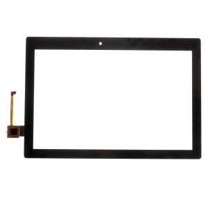 OEM Touch Digitizer Screen Glass Replacement Para Lenovo Tab 2 A10-70 - Preto