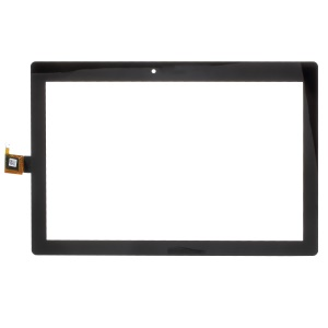 OEM Touch Digitizer Screen Glass Part for Lenovo Tab 2 A10-30 YT3-X30 X30F TB2-X30F - Black