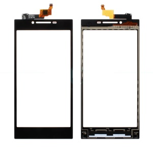 OEM Touch Digitizer Screen Front Glass Spare Part for Lenovo P70