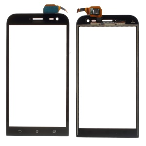 Touch Digitizer Screen Glass Part for Asus Zenfone Zoom ZX551ML - Black