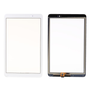Touch Digitizer Screen Glass Part Para Huawei Mediapad T1 10 T1-A21 / T1-A23 - Branco