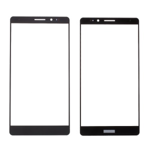 Front Screen Glass Lens Replacement Part for Huawei Mate 8 - Black