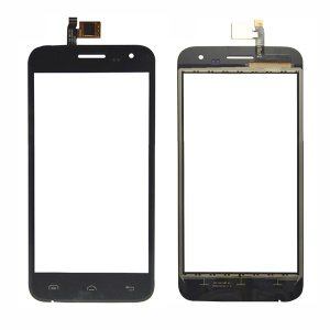 Assembly Touch Digitizer Screen Glass Replacement for Doogee DG310 - Black