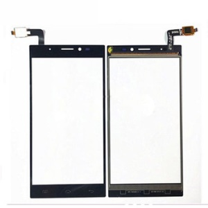 Assembly Touch Digitizer Screen Glass Spare Part for Doogee F5 - Black