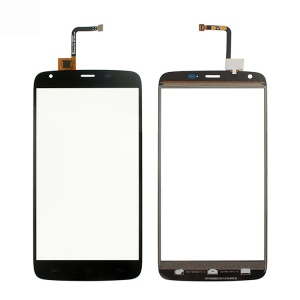 Digitizer Touch Screen Glass Replacement for Doogee T6 - Black