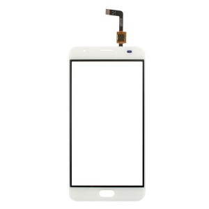 OEM Digitizer Touch Screen Glass Replacement Part for Ulefone Power 2 - White