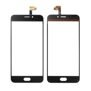 OEM Digitizer Touch Screen Glass Part Replacement for UMI Plus / Plus E - Black