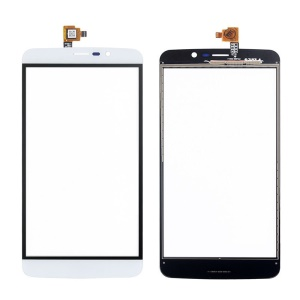 OEM Touch Digitizer Screen Front Glass Replacement for ZOPO Speed 7 Plus - White
